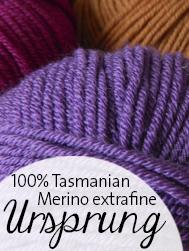 © Die Maschen zum Glück | Ursprung - tasmanische Merino extrafein von Atelier Zitron