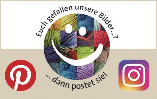 © Die Maschen zum Glück | postet uns auf Instagram und Pinterest