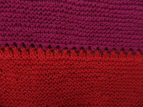 © Die Maschen zum Glück | Frei-Schnauze-Tuch Pink Palace