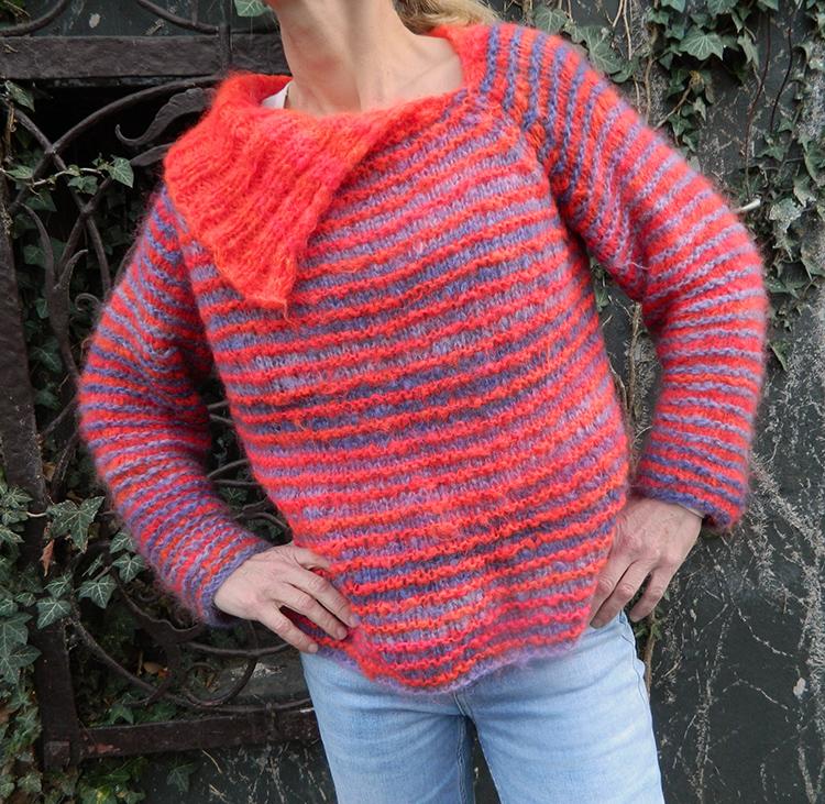 Pullover Meisterstück Farbflash
