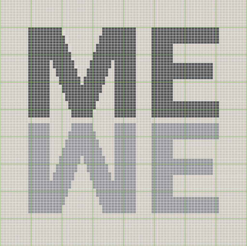 ME-WE – Vom Ich zum Wir.  Anleitung und Idee von Die Maschen zum Glück